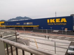 今話題のIKEAの家具が…