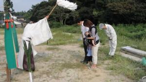 地鎮祭(糸島市篠原西)