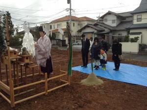 地鎮祭(早良区小田部)
