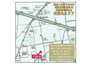 次郎丸地図