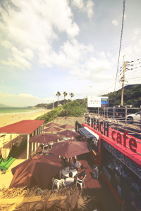 THE BEACH cafe 今週土曜日まで